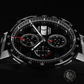 21452S Tag Heuer Carrera Calibre 16 Day-Date Chrono Close3