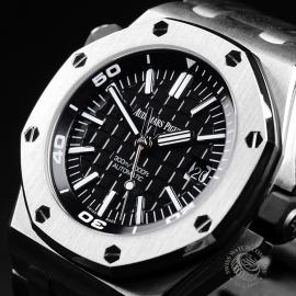 AP21771S Audemars Piguet Royal Oak Offshore Diver Close2