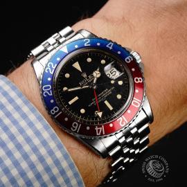 RO1904P Rolex Vintage GMT-Master Wrist