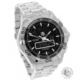 TA22306S Tag Heuer Aquaracer Chronotimer Dial