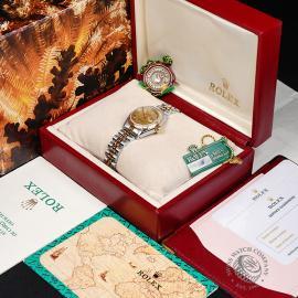 RO22123S Rolex Ladies Datejust Box