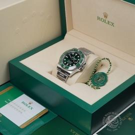 RO21645S Rolex Submariner Date Ceramic 'Hulk' 116610LV Box