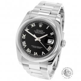 RO21978S Rolex Datejust 36 Back