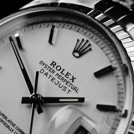 RO1921P Rolex Vintage Datejust 36 Close3 1
