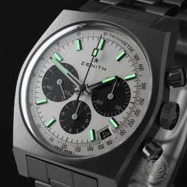 ZE1949P Zenith El Primero Revival 'Lupin the Third' 2nd Edition Close1