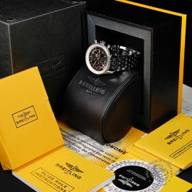 BR21888S Breitling Navitimer World Chrono GMT Box