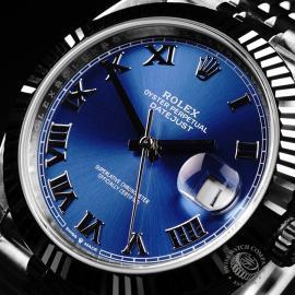RO22025S Rolex Datejust 41 Unworn Close2