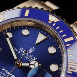 RO22674S Rolex Submariner Date Close3