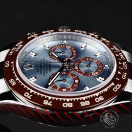 RO21869S Rolex Cosmograph Daytona Platinum Close7