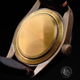 TU21992S Tudor Heritage Black Bay Bronze 'Bucherer Edition' Close9