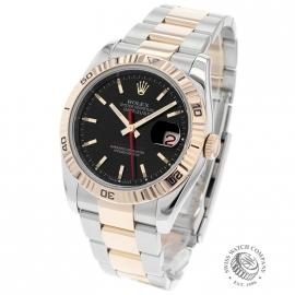 Rolex Datejust Turn O Graph