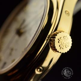 PK21281S Patek Philippe Annual Calendar 18ct Close3