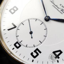 IW844F IWC Vintage 'Kriegsmarine' Pocketwatch Close4