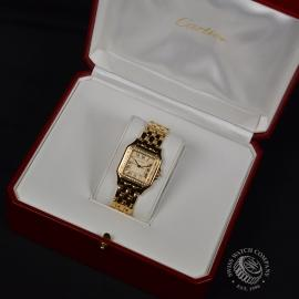 1863F Cartier Ladies Panthere 18ct Box