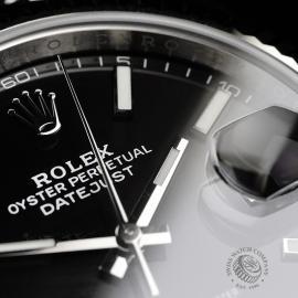 RO21961S Rolex Datejust 41 Unworn Close6