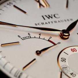 IW22079S IWC Portofino Hand-Wound Eight Days Close5