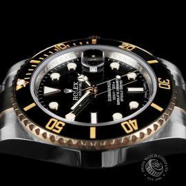 RO22521S Rolex Submariner Date Close 6 1