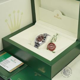 RO22303S Rolex Ladies Pearlmaster Box