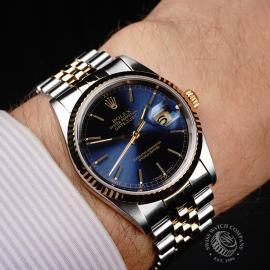 RO21797S Rolex Datejust Wrist