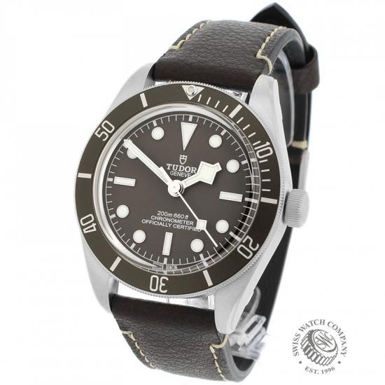 Tudor Heritage Black Bay Fifty-Eight '925'