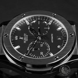 HU22600S Hublot Classic Fusion Titanium Chronograph Close5 1