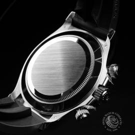 RO22128S Rolex Cosmograph Daytona White Gold Unworn Close9
