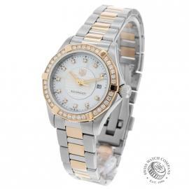 Tag Heuer Ladies Aquaracer Back 1