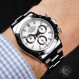 RO21955S Rolex Cosmograph Daytona 'APH Dial' Wrist