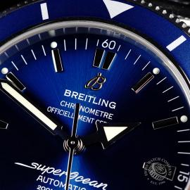 BR21831S Breitling SuperOcean Heritage 46 Close 3
