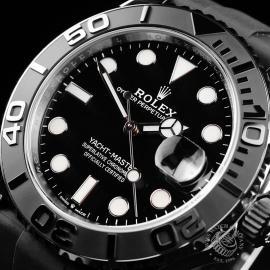 RO1940P Rolex Yacht-Master 42 Unworn Close2