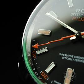 RO21986S Rolex Milgauss Unworn Close5