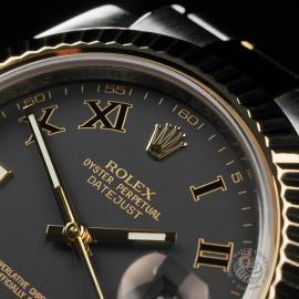 RO22735S Rolex Datejust II Close6