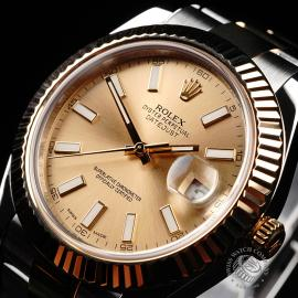 RO1933P Rolex Datejust II Close2 1