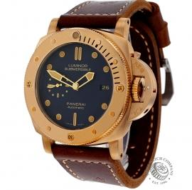Panerai Luminor Submersible 1950 3 Days Auto Bronzo