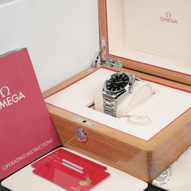 OM22415S Omega Seamaster Aqua Terra Golf Edition Box