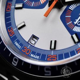 TU21754S Tudor Heritage Chrono Blue Close4