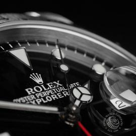 RO22510S Rolex Explorer II Close5