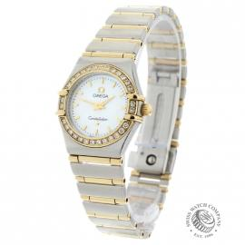 Omega Ladies Constellation Mini