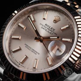 RO22620S Rolex Datejust 41 Unworn Close2 1