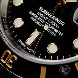 RO21921S Rolex Submariner Date Close4