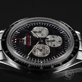 OM21366S Omega Speedmaster Professional Apollo Soyuz 35th Anniversary Limited Edition Close8