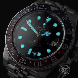 RO22120S Rolex GMT Master II BLRO Close1