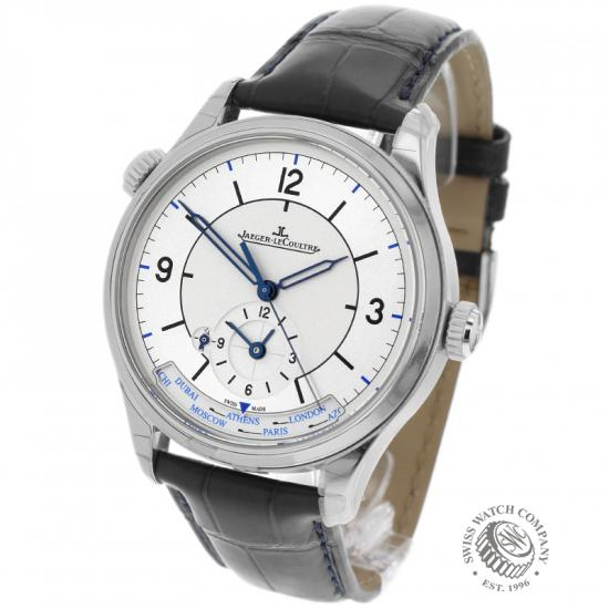 Jaeger-LeCoultre Master Control Geographic - Unworn