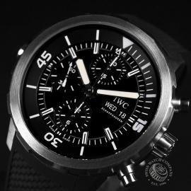 21448S IWC Aquatimer Chronograph Close3 1