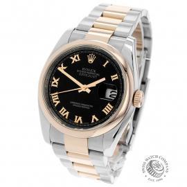 RO22380S Rolex Datejust 36 Back