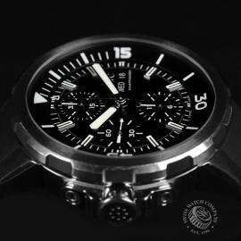 21448S IWC Aquatimer Chronograph Close4 2