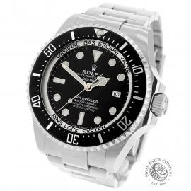 RO21847S Rolex Sea Dweller DEEPSEA Back