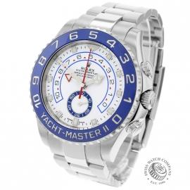 RO21325S Rolex Yachtmaster II Back