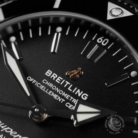 BR22377S Breitling Superocean Heritage II 46 Close3