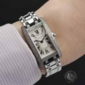 CA1794P-Cartier-Ladies-Tank-Americaine-18ct-Small-Model-Wrist